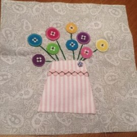 Splendid sampler Block 4 - Alicia Blasco