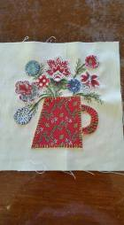 Splendid sampler Block 4 - Heather Payne