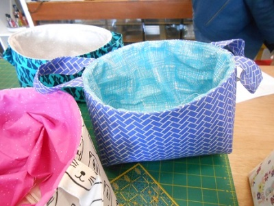Basket workshop 5