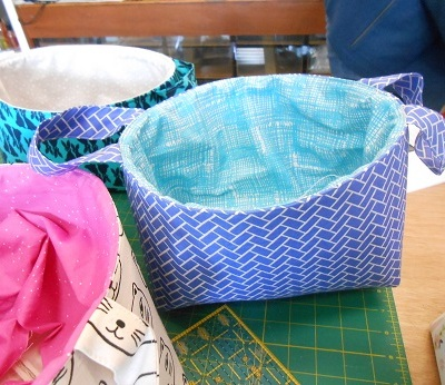 Basket workshop 5