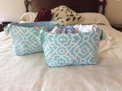Leah Adla One hour basket
