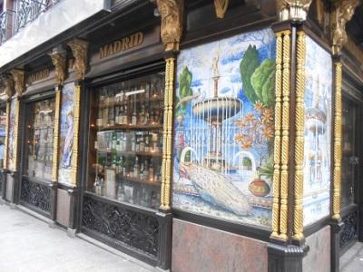 Madrid bars 1