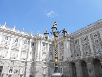 Madrid buildings 3