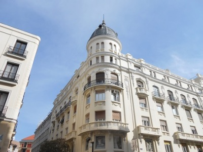 Madrid buildings 6