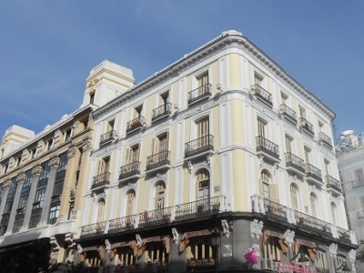 Madrid buildings 7