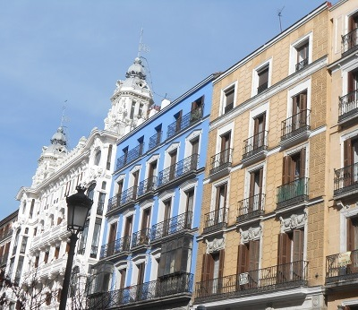 Madrid buildings 8