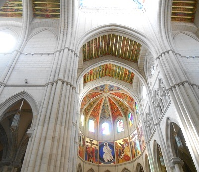 Madrid cathedral 1