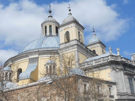 Madrid churches 1