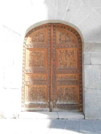 Madrid doors 2