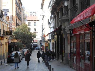 Madrid hotel 1