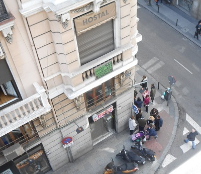 Madrid hotel 4