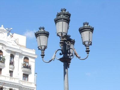 Madrid lights 4