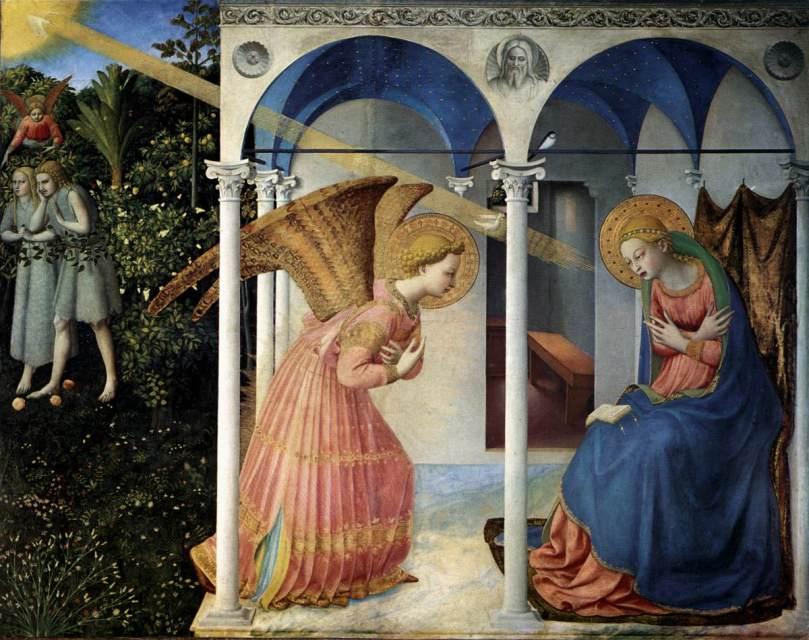 Prado - Annunciation 1