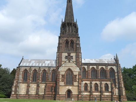Clumber chapel 1