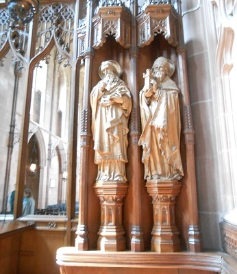 Clumber chapel 9