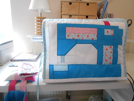 sewing machine cover 7