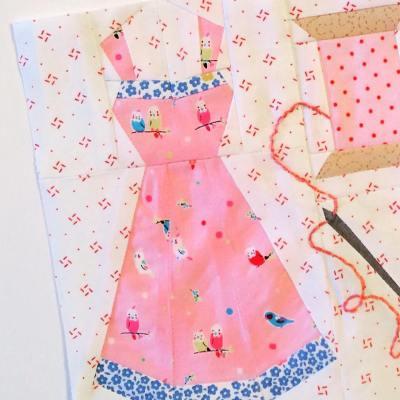 Stitching Fashion Lydia