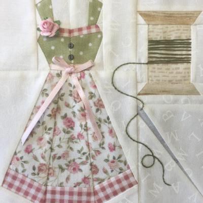 Stitching Fashion Maudy
