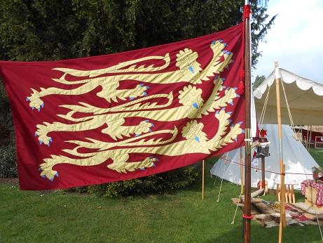 Ashby - kings flag