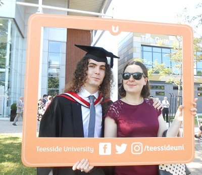 Jake's graduation 3