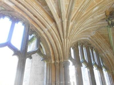 Laycock cloisters 3