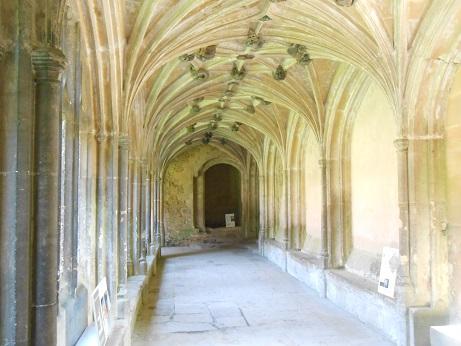 Laycock cloisters 4