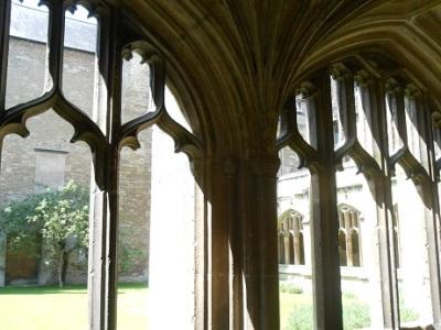 Laycock cloisters 5
