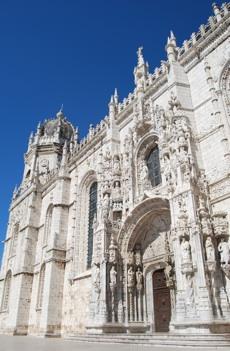 Lisbon jeronimos-monastery