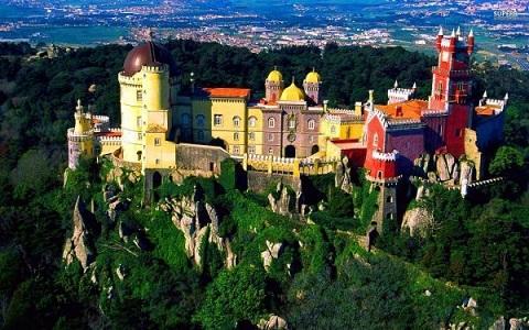 Lisbon pena palace 2