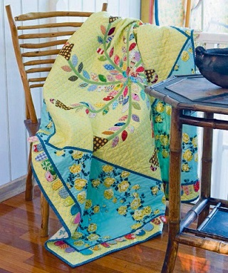 Sarah Fielke Quilting-From-Little-Things