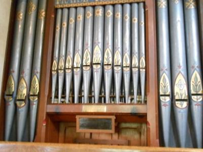Stourhead 15 church