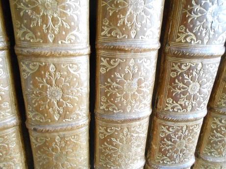 Stourhead 3 - books