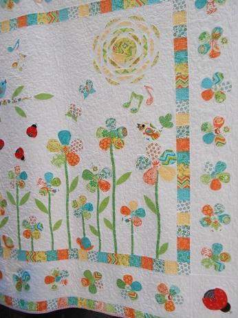 Quilt Festival Flower 1