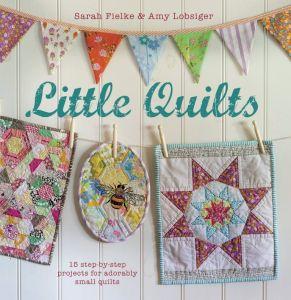 Sarah Fielke Little Things book