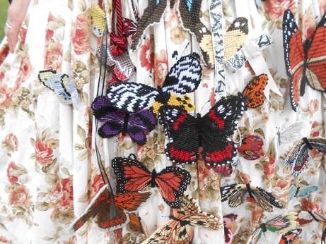 Steam Punk 2016 Butterfly dress 3