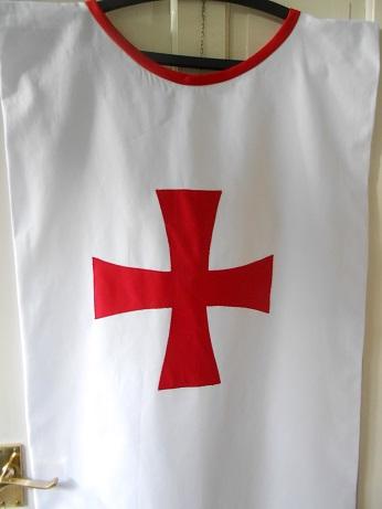 St George's tabard 1