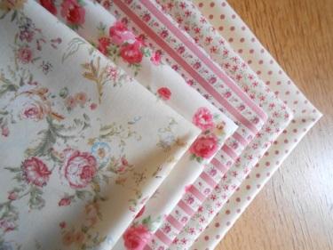 Dresen Rose and Hubble fabrics 3
