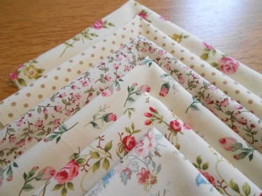 Dresen Rose and Hubble fabrics 4