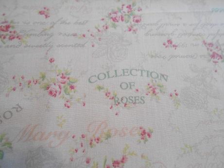 Dresen Rose and Hubble fabrics 5