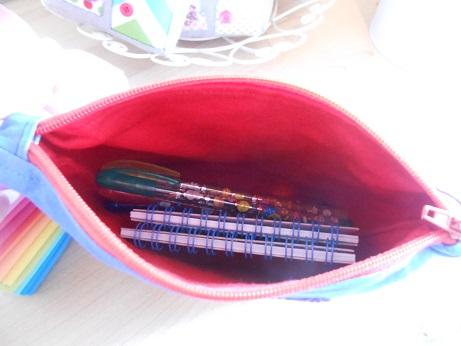 Rainbow pouch 6