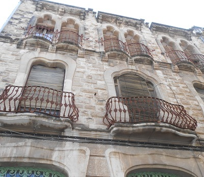 Spain Alcoy 10 buildings