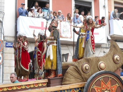 Spain Alcoy 14 parade 4