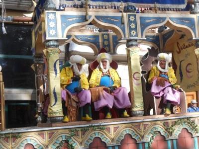 Spain Alcoy 16 parade 6