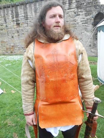 Ashby Symon coat and belt 1