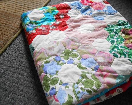 Rosemari's quilt