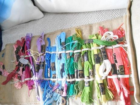 Rosemari's stitching roll 1