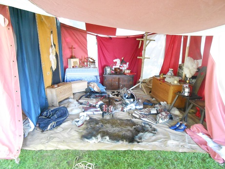 Tatton - Kings Tent