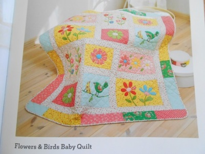 Happy Flower Quilts 2
