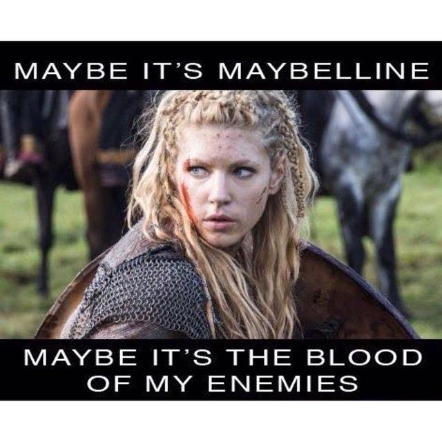 Lagertha - quote