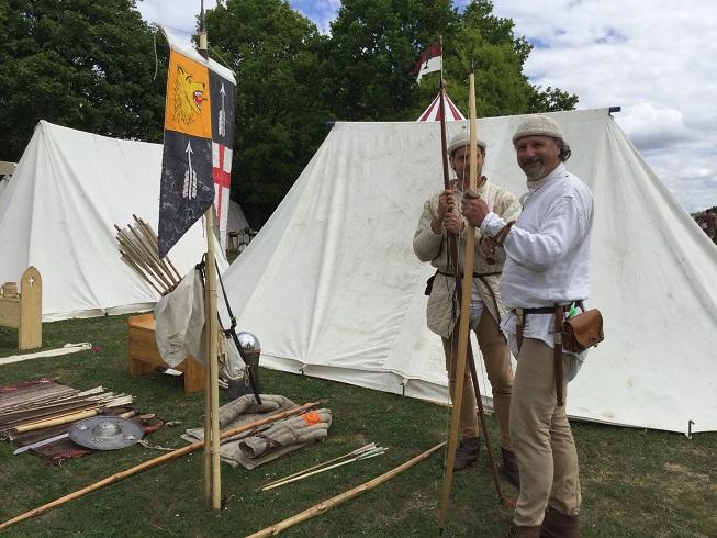 Tewks - encampment 3